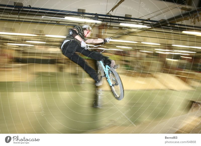 Sports BMX bike