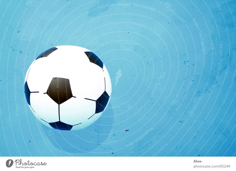 Water White Black Sports Air Soccer Wet Swimming pool Ball World Cup UEFA European Championship Beach ball