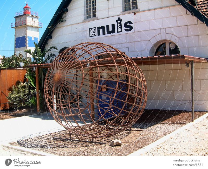 Coconuts Disco Cascais Portugal Architecture coco