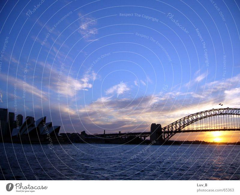 """""""Sunset in Sydney"""" Summer """"sea sad"""""""