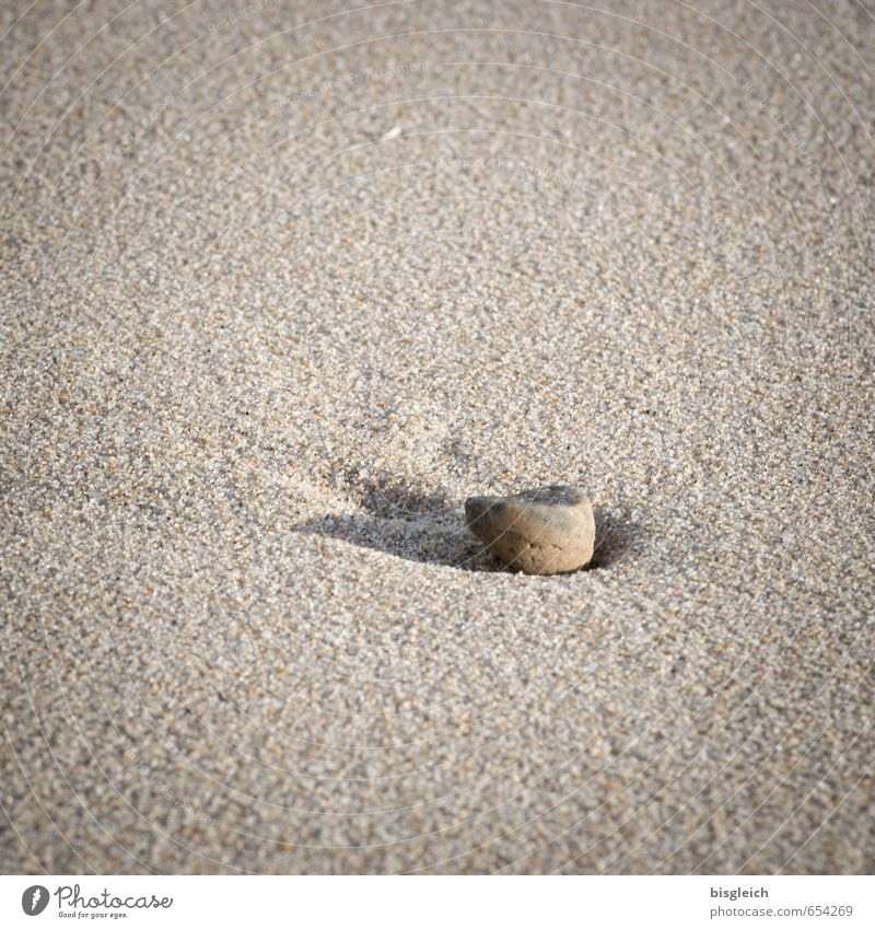 Nature Vacation & Travel Calm Beach Environment Stone Sand Brown Lie Tourism Island Round Firm
