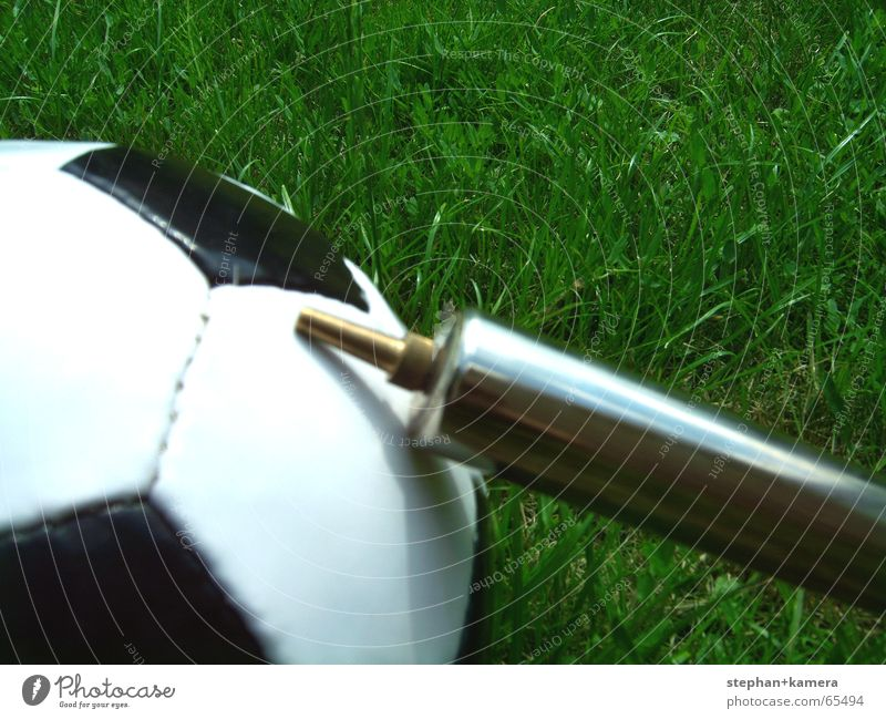 Green Summer Joy Black Sports Meadow Playing Grass Happy Air Soccer Metal Hope Ball Lawn Floor covering