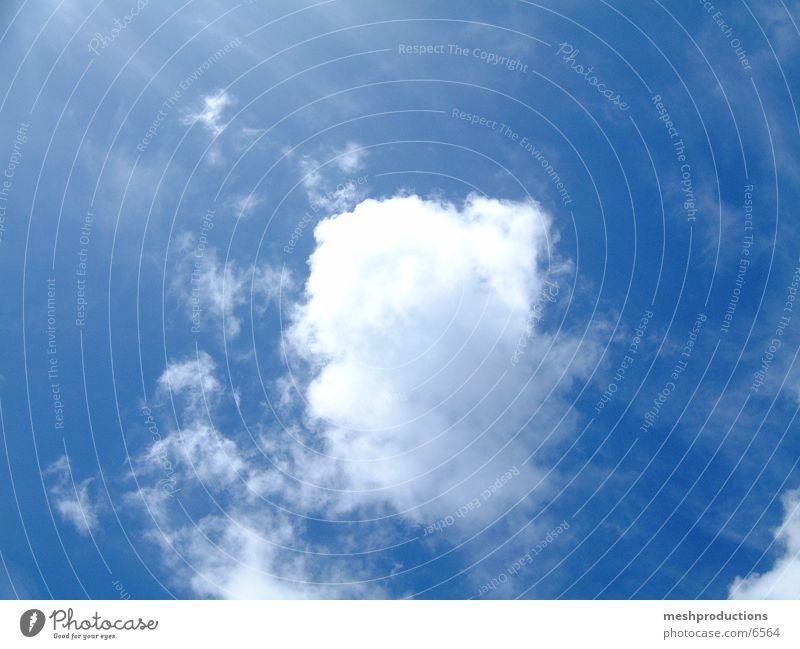 clouding Sky