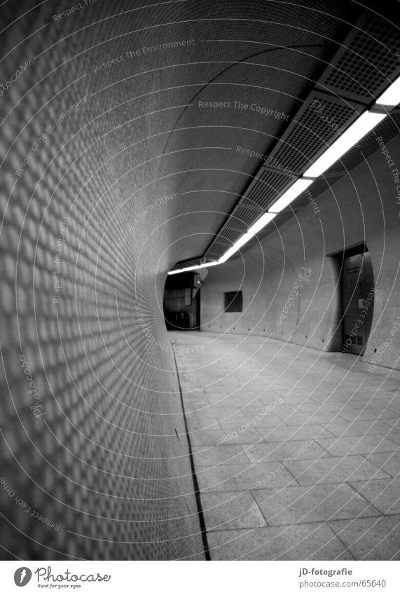 Line Tunnel Underground Subsoil