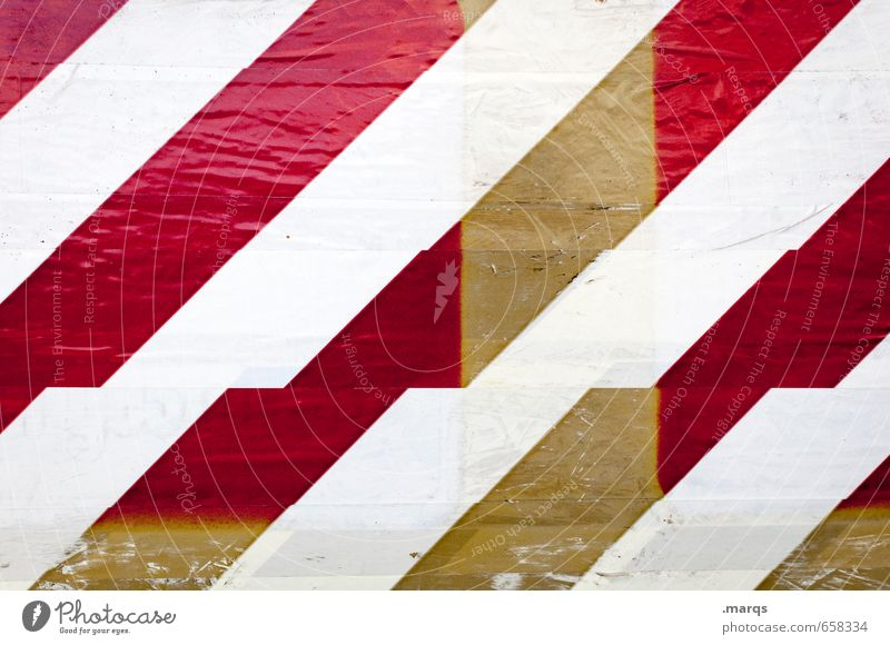 Old Colour White Red Yellow Style Line Background picture Design Signs and labeling Stripe Uniqueness Plastic