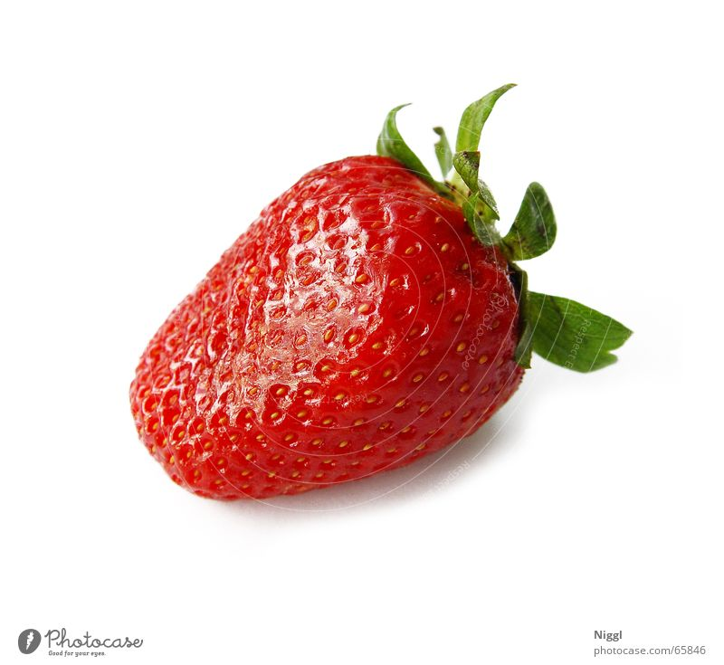 Red Nutrition Healthy Food Fruit Sweet Berries Delicious Vitamin Strawberry