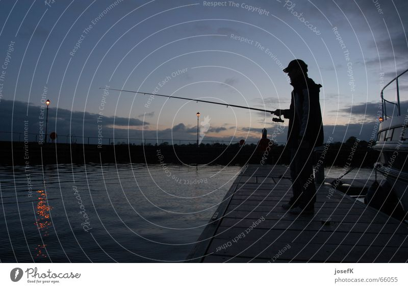 River Harbour Fishing (Angle) Ireland Angler Shannon