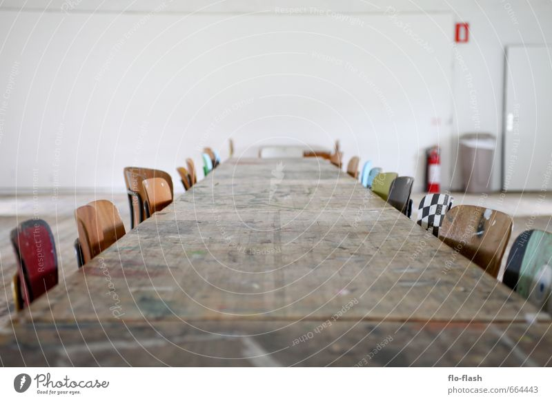 Relaxation Calm Far-off places Wood Feasts & Celebrations Art School Together Leisure and hobbies Office Contentment Sit Design Large Table Study