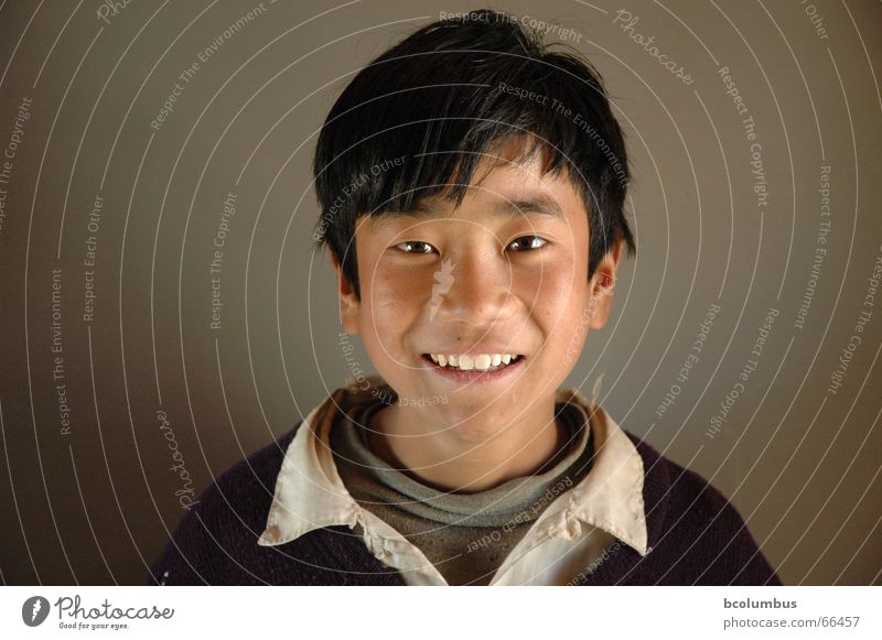 Sher Bahadur Portrait photograph Child Nepal Small room Vacation & Travel monjo improvisational