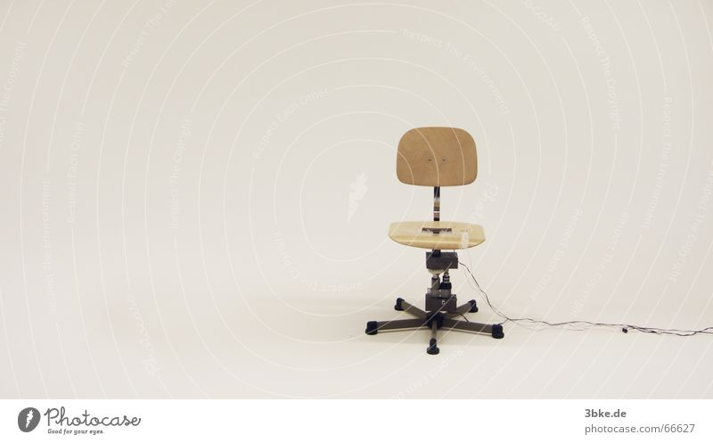 Wall (building) Style Sit Technology Chair Printed Matter Isolated Image Seating Handbill Wooden chair