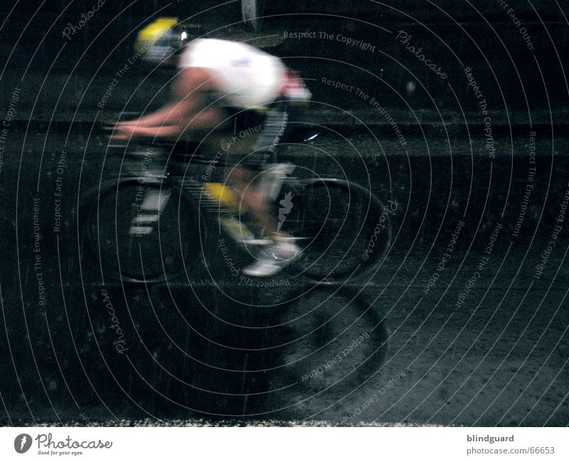 Being there is everything Iron man Cycle race Sporting event Leisure and hobbies Sports Spokes Racing cycle Bicycle Framework Perspiration Bad weather