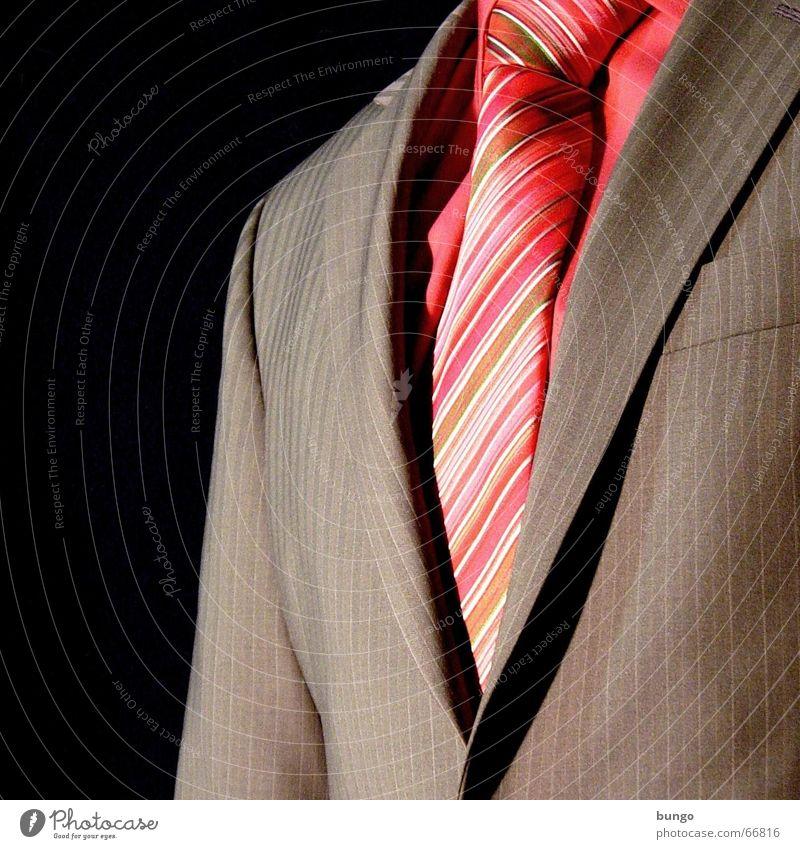 Man Beautiful Red Joy Brown Feasts & Celebrations Pink Elegant Arrangement Success Clothing Mirror Shirt Suit Neck Tie