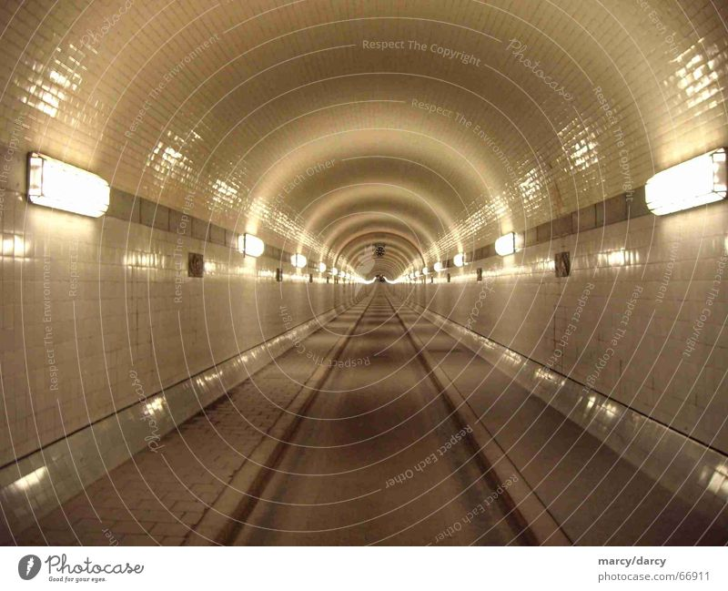 daylight Length Tunnel Light Narrow Closed Infinity White Underwater photo Long Loneliness Asphalt Dark Central Middle Illuminate Bright Deserted Symmetry