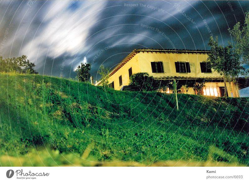 Stormy Night Tuscany Clouds Club