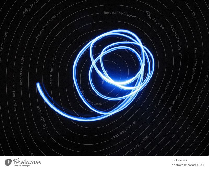 Blue Hand Joy Black Movement Time Line Free Speed Circle Creativity Simple Infinity Euphoria Ease Muddled