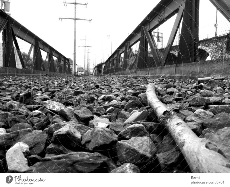 Stone Railroad Industrial Photography Floor covering