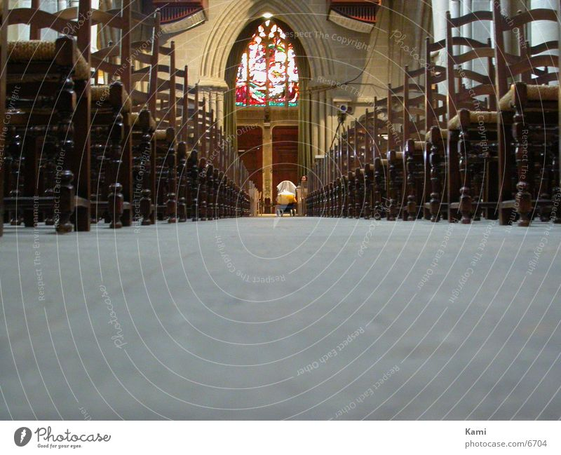 Religion and faith Architecture Chair Floor covering Gothic period Cathedral House of worship Baby carriage