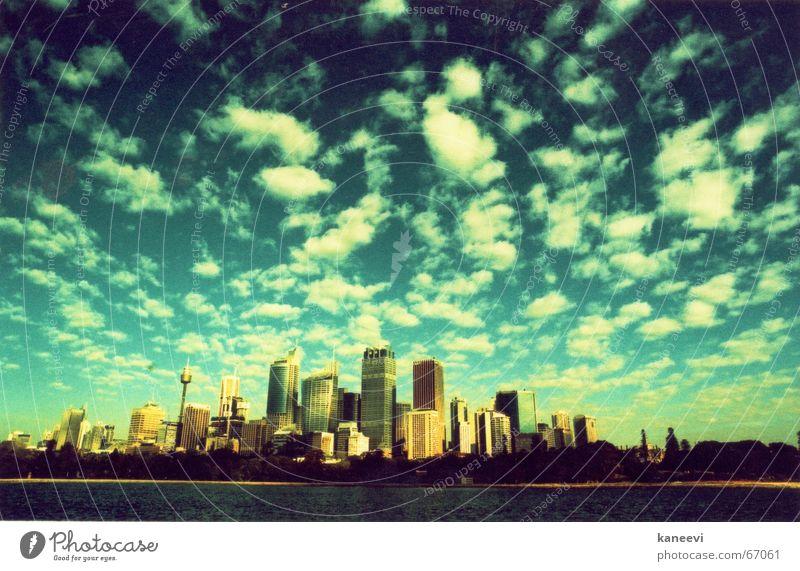 Sky City Vacation & Travel High-rise Skyline Australia Sydney