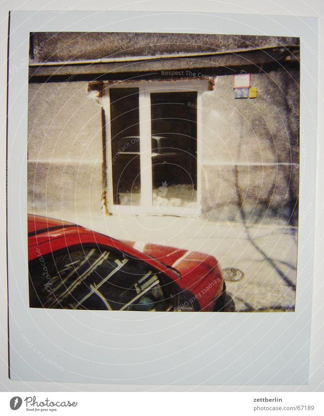Car Architecture Facade Baroque Keg Polaroid Rebuild Renaissance