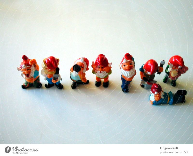 7 Dwarves Dwarf Small transmission egg Ü-eggs