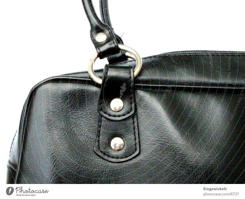 black bag Bag Handbag Black Leisure and hobbies evening bag