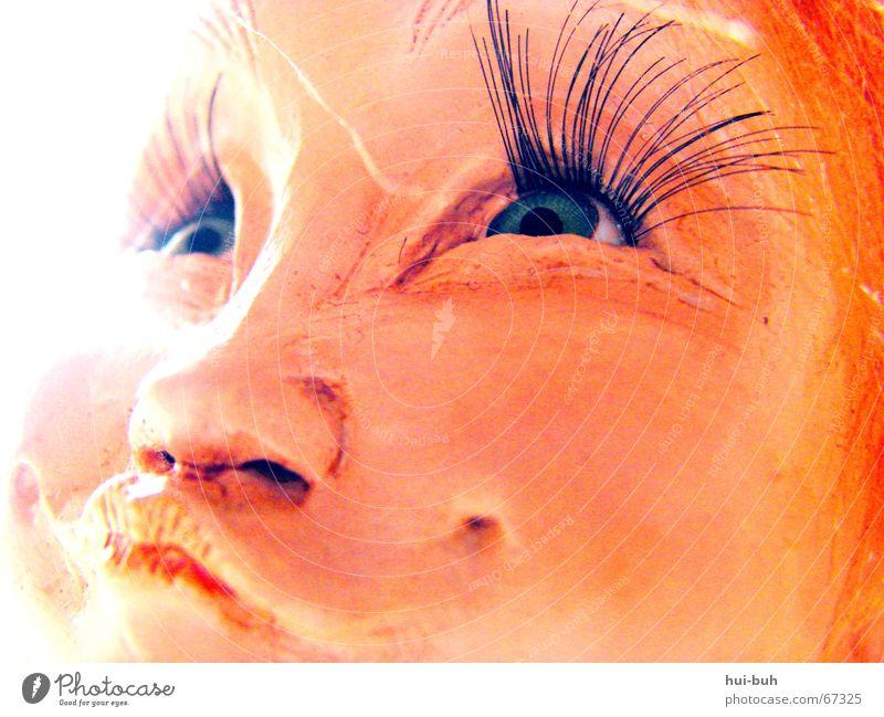 Eyes Playing Laughter Mouth Small Nose Sweet Cute Brash Eyelash Elf