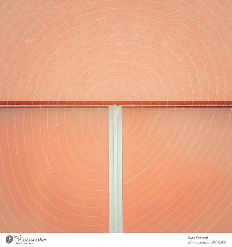 White House (Residential Structure) Wall (building) Building Wall (barrier) Style Line Art Background picture Facade Orange Design Stripe Illustration