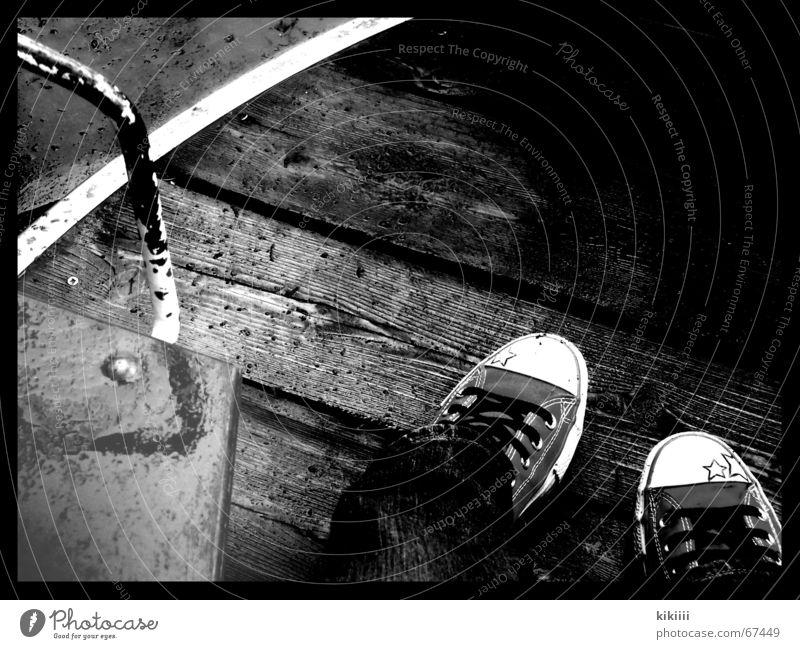 Loneliness Rain Weather Footwear Grief Sneakers Chucks Self portrait Playground