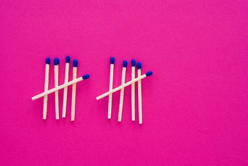matches Design Wood Sign Smoke Blue Pink Dangerous Threat Idea Creativity War Crisis Arrangement Risk Safety Wait Inspiration Fire Background picture Light