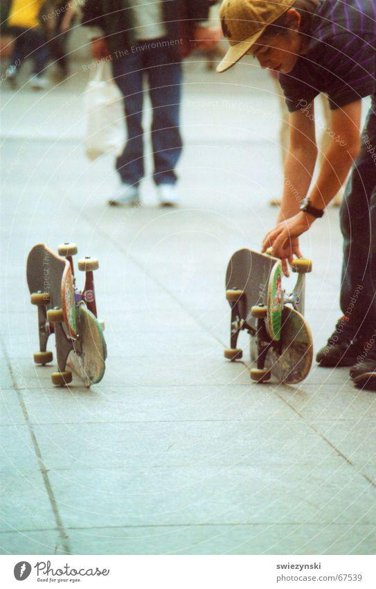 Skateboarding Cologne