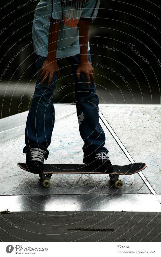 Sports Think Break Stand Skateboarding Lean Funsport Parking level