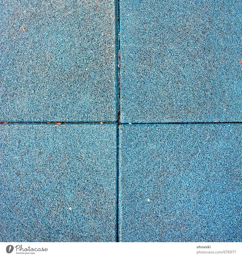 Blue Line Floor covering Tile Rubber Tartan