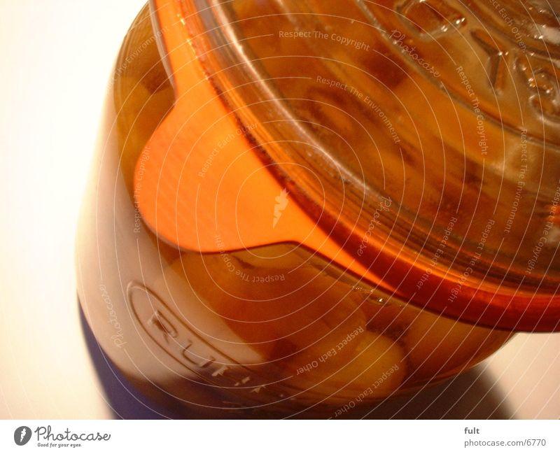 preserving jar Preserving jar Rubber Things Glass Fruit