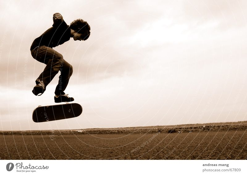 Joy Street Sports Jump Style Freedom Flying Action Skateboarding Dynamics Acrobatics Coil Extreme Salto Trick Curbside