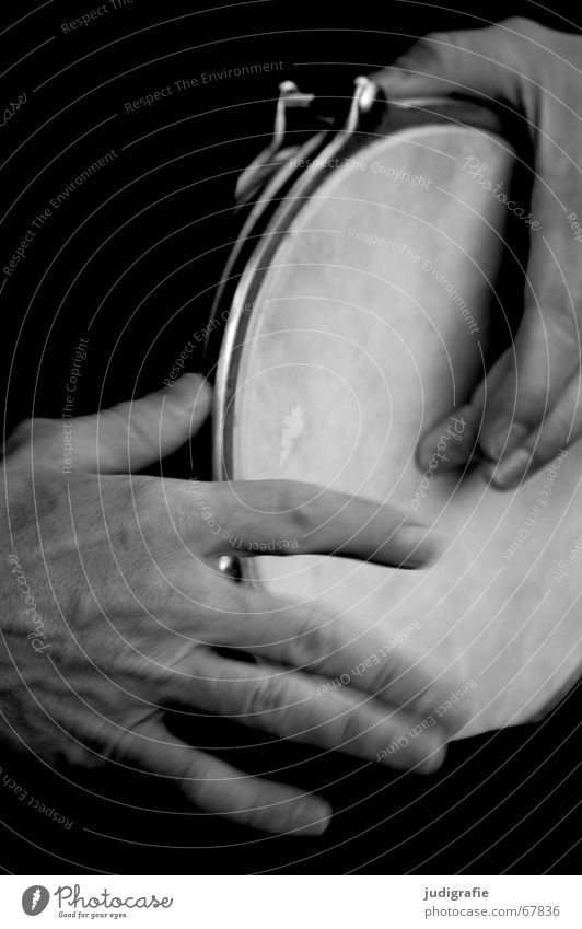 Sound 2 Hand Fingers Man Percussion instrument Beat Rhythm Black Music Musical instrument Emotions percussion