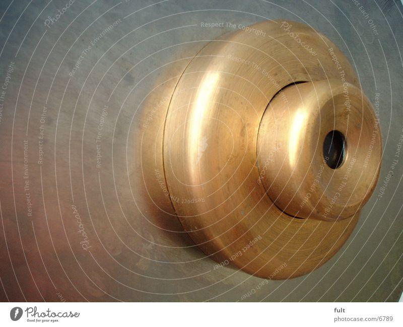 peephole Binoculars Hollow Brass Leisure and hobbies Metal