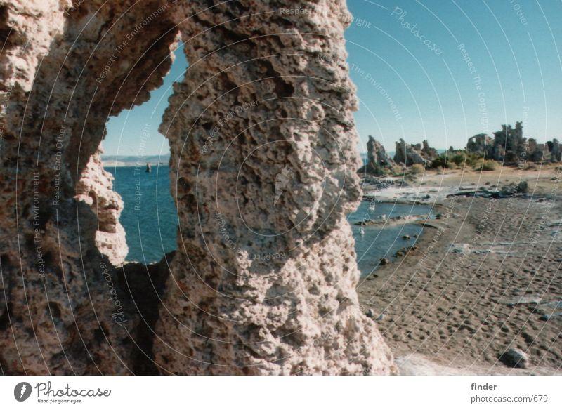 Water Beach Stone Lake Sand Salt