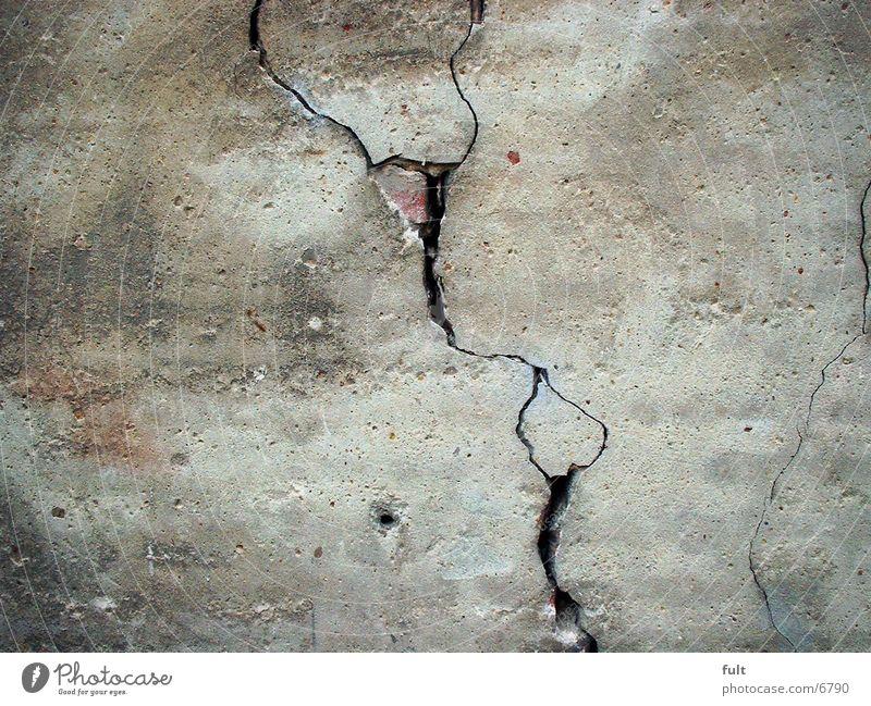 rip Wall (barrier) Plaster Broken Architecture Crack & Rip & Tear