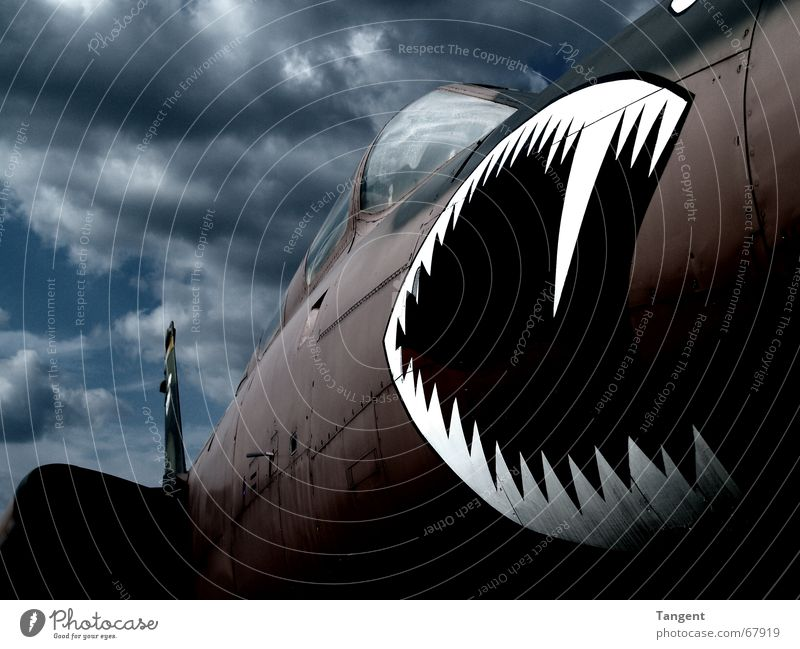 Aggression Aviation Clouds Storm Gale Thunder and lightning Airplane Airfield Cockpit Steel Flying Argument Threat Dark Thorny Power Fear Dangerous Force Hatred