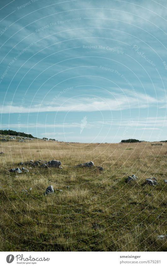 Rohan #2 Sky Nature Landscape Far-off places Mountain Environment Grass Natural Rock Horizon Hiking Europe Alps Austria Wide