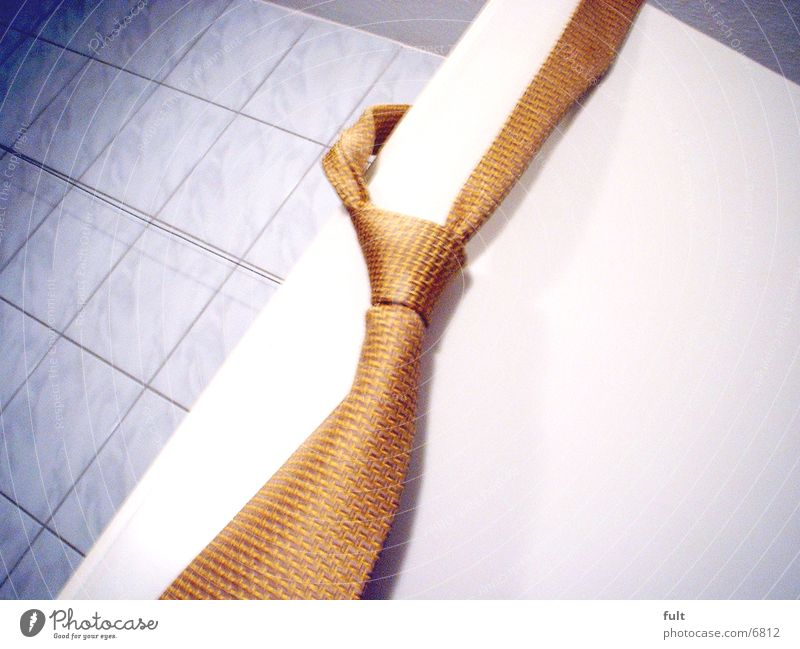 Door Bathroom Things Cloth Tie Knot