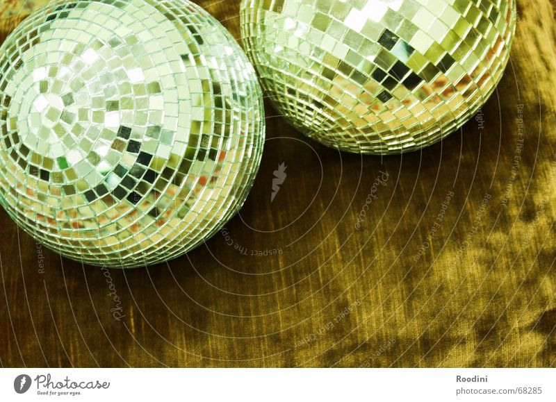 disco Disco Disco ball Seventies The eighties Mirror Light Rhythm Old-school Style Radio technology Dance Kitsch Shows Lighting engineering Music Reflection