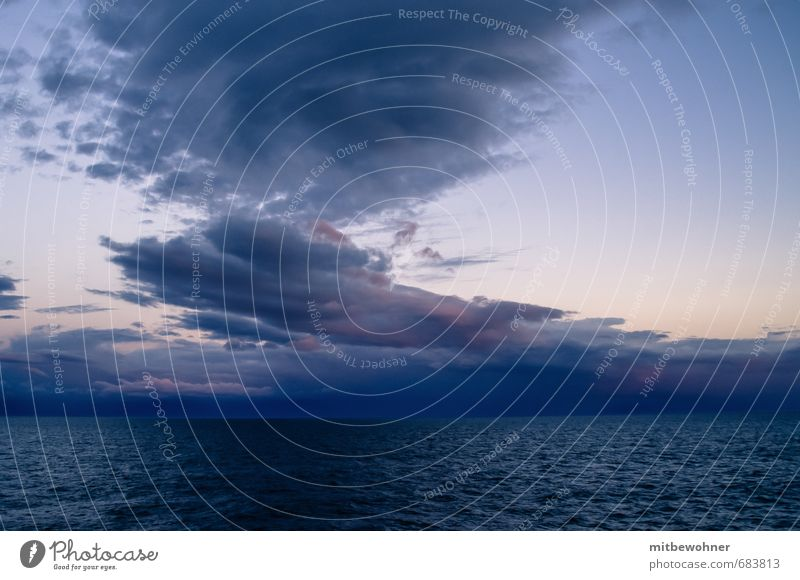 whirlwind Nature Air Water Sky Clouds Horizon Sunrise Sunset Summer Weather Wind North Sea Ocean Navigation Cruise Surprise Wanderlust Loneliness Energy