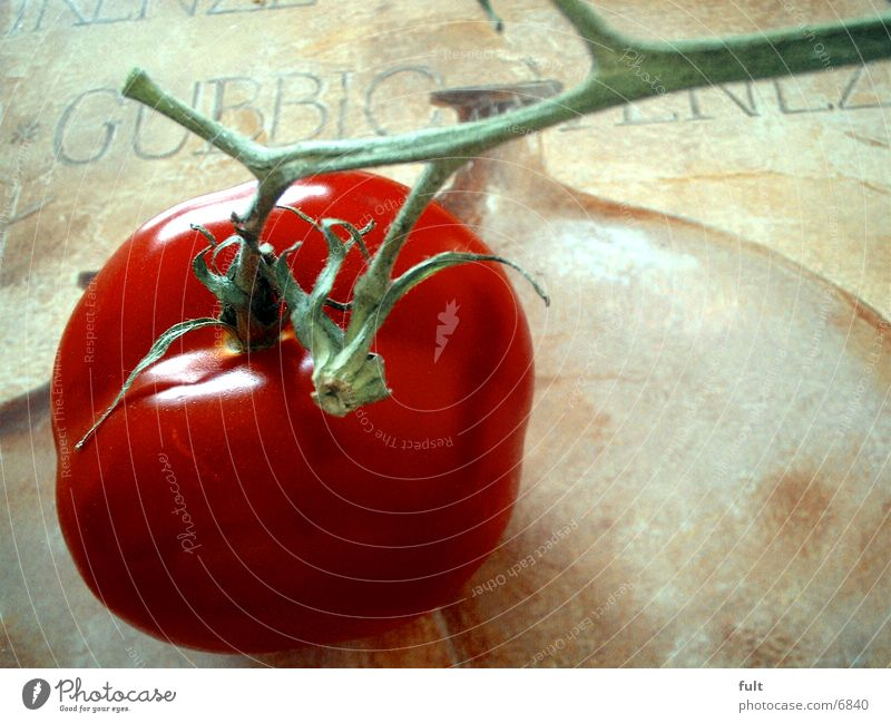 Red Healthy Vegetable Tomato
