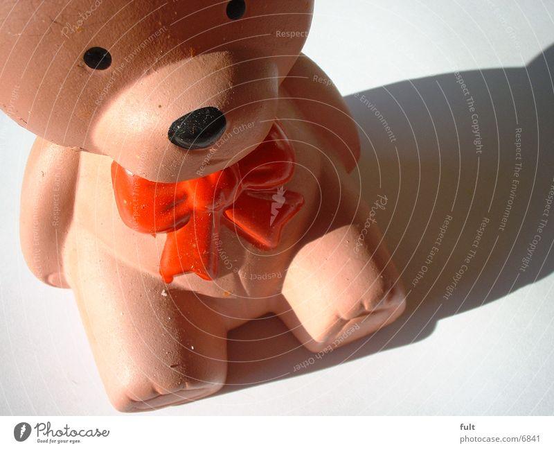 little bear Terracotta Living or residing Bear