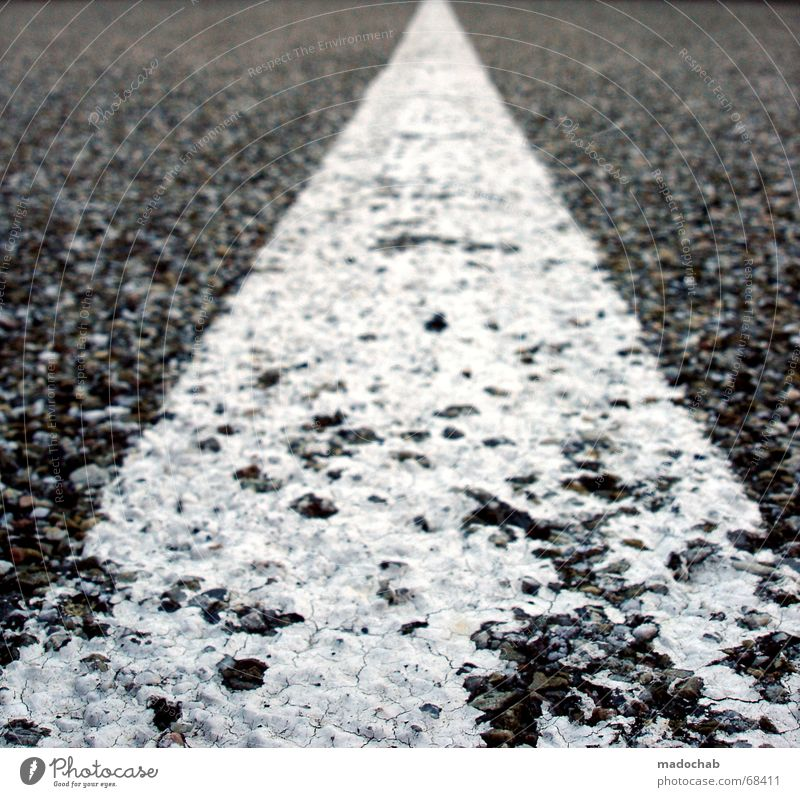 median Asphalt Gray White Symmetry Progress Graphic Weather Escalate End Direction Burst Decline as folded Street concrete Middle Line Corner continued invoice