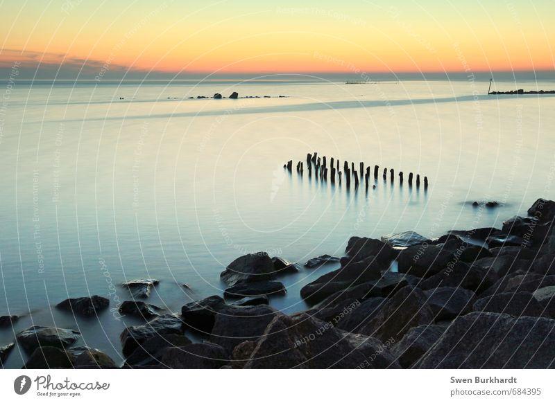 Island Rügen - Let your soul dangle Relaxation Calm Vacation & Travel Tourism Trip Adventure Summer vacation Beach Ocean Waves Environment Nature Landscape