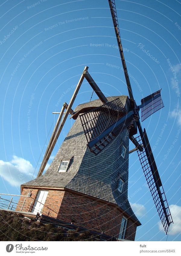 windmill Windmill Wood Historic Stone