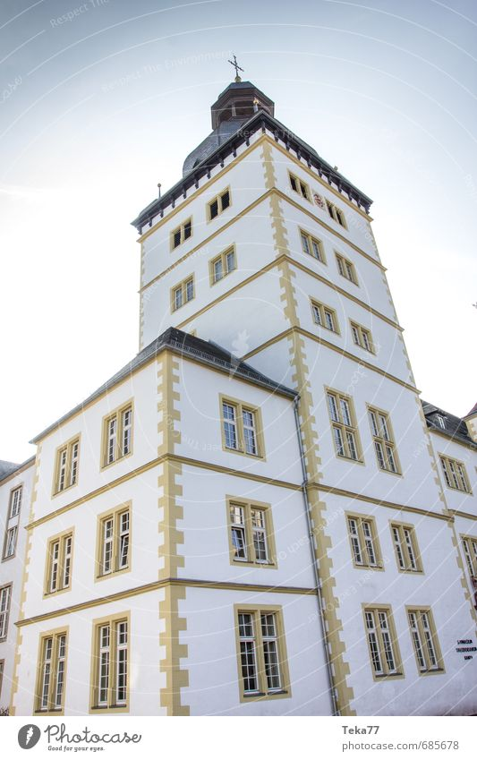 Paderborn - Theodorianum Grammar School Parenting Education School building Schoolyard Classroom Schoolchild Student Teacher Workplace Paderborn city Town