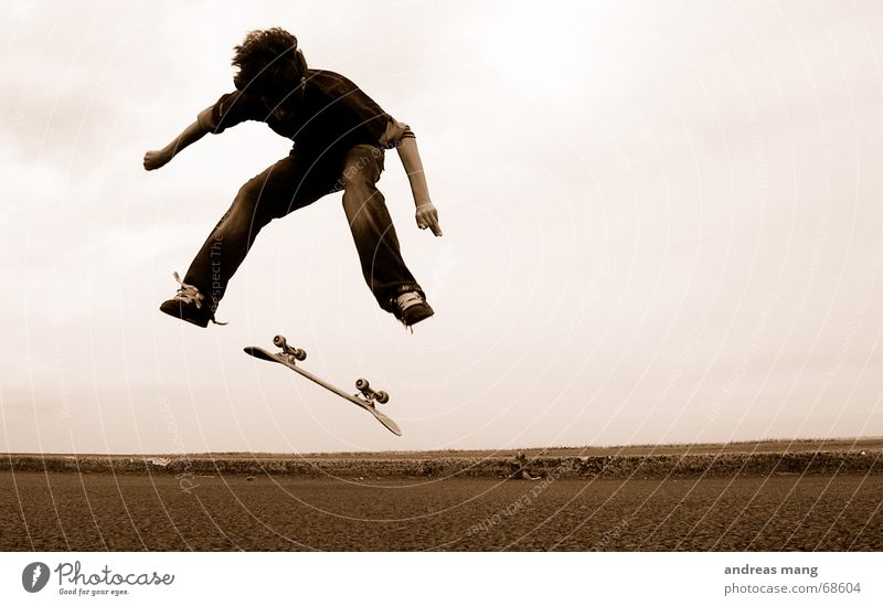 Nollie Heelflip Skateboarding Salto Jump Flying Style Trick Action Sports Extreme Boy (child) boy Parking level nolly heel Street fly stylish Child Dynamics